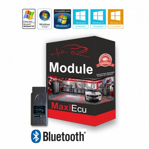 MaxiEcu Module Bluetooth